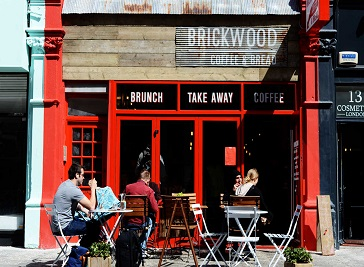 Brickwood's Coffee