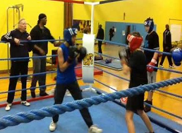 Putney & Roehampton Amateur Boxing Club in South West London