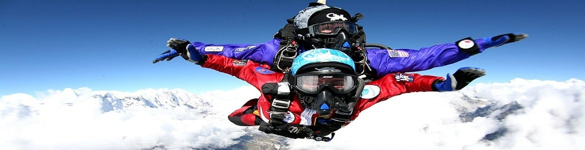 Ultimate Skydive Experience