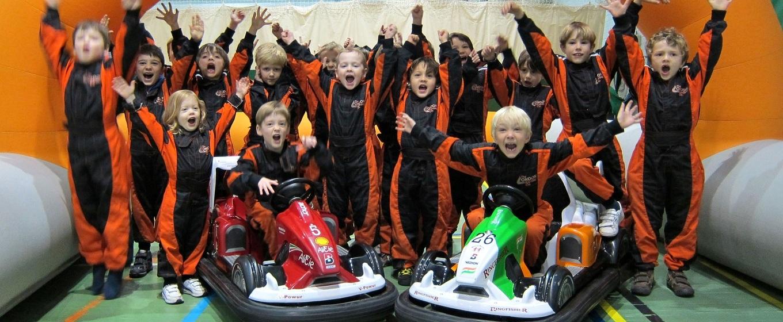 go karting kids
