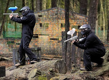 Paintball London - Nationwide Paintball Booking Office